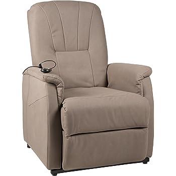 cavadore fernsehsessel mamby tv sessel elektrisch mit aufstehhilfe und 2 motoren zur. Black Bedroom Furniture Sets. Home Design Ideas