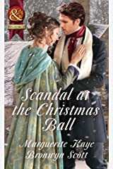 Scandal At The Christmas Ball: A Governess for Christmas / Dancing with the Duke's Heir (Mills & Boon Historical) Kindle Edition