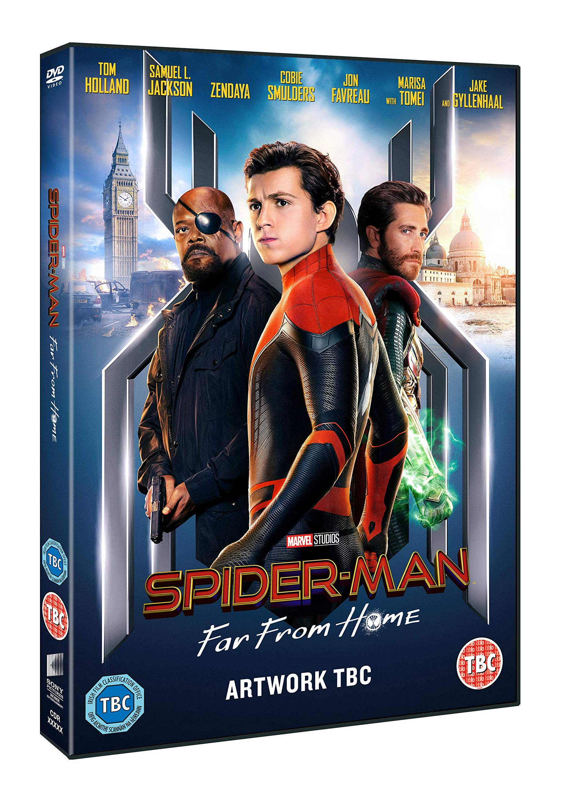 Pre-order any of the Spider-Man: Far From Home physical formats