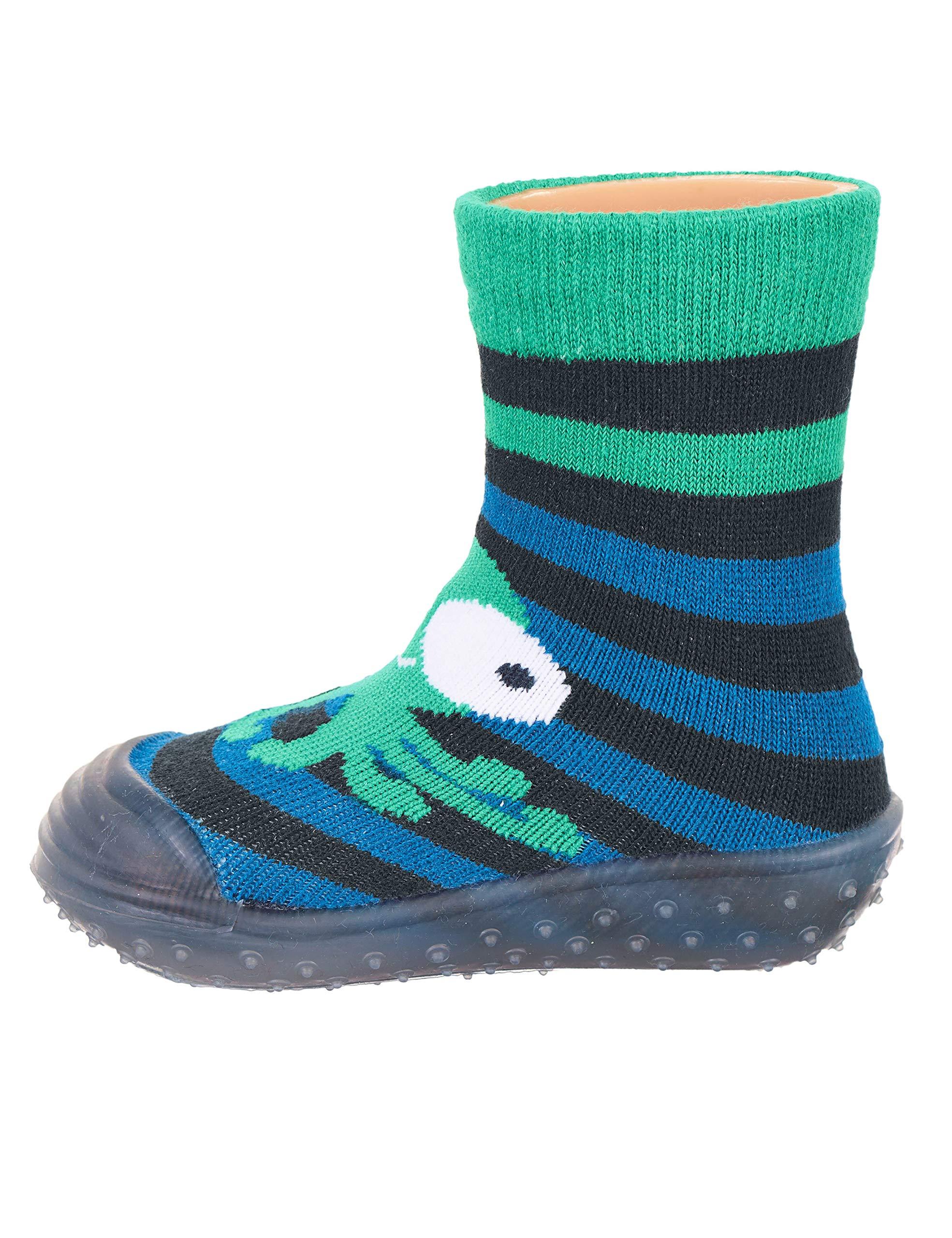 Sterntaler Adventure-Socks Qualle, Zapatillas Impermeables para Niños 2