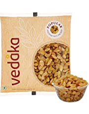 Vedaka Amazon Brand  Popular Raisins, 500g