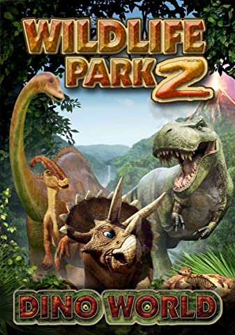 Wildlife Park 2 - Dino World [PC Code - Steam]