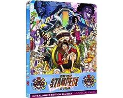 One Piece: Stampede - Il Film (Blu-ray) SteelBook
