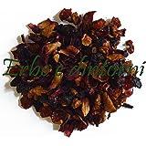 Infuso alla frutta Tisana sfusa CILIEGIA SELVATICA Amarene, Mela, Uva passa 100 gr.