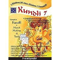 Kundli 7 English and Hindi Language Complete Kundli Software + Match Making & Tools By PremiumAV