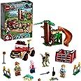 LEGO 76939 Jurassic World Stygimoloch dinosaurus ontsnapping Speelgoed Startset voor Meisjes van 4 met LEGO-figuren en een Bo