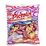 Pictolin Masticable Soft - caramelle morbide di frutta senza zucchero- 1 Kg
