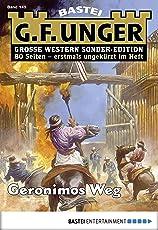 G. F. Unger Sonder-Edition 149 - Western: Geronimos Weg