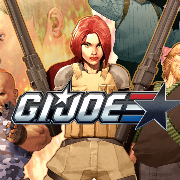 G.I. Joe (2016-) (Collections) (2 Book Series)