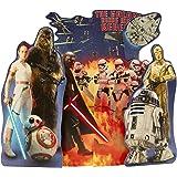 General Birthday Card from Hallmark - Star Wars Super Card 'Rebel' Design