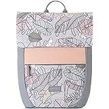 LARKSON Rucksack Damen Klein - RONJA - Moderner & Eleganter Daypack aus Recycelten PET Flaschen für Uni, Freizeit, Arbeit - W