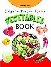 Baby's First Pre-School Series - Vegetables
