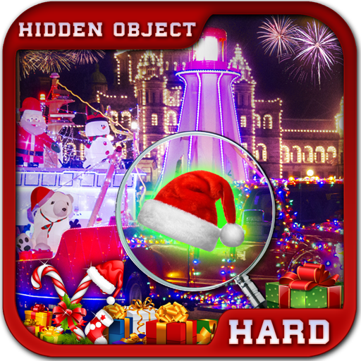 Free Hidden Objects - Christmas Parade - LIKE finding objects FIND New Hidden Objects in our FREE HARD Hidden Object Game
