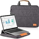 EasyAcc 13-13,3 Bolsa Portátil Función Soporte Funda Asa para Computadora Acer ASUS Dell XPS 13 Surface Pro MacBook Air Pro G