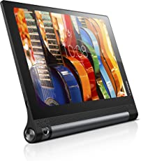 Lenovo Yoga Tab 3 25,5 cm (10,1 Zoll HD IPS Touch) Convertible Tablet-PC (Qualcomm Snapdragon APQ8009, 2 GB RAM, 16 GB eMMC, Wi-Fi, Android 6.0) schwarz