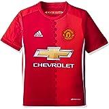 adidas Manchester United H JSY Y Camiseta 1ª Equipación Manchester United 2015/16 Niños