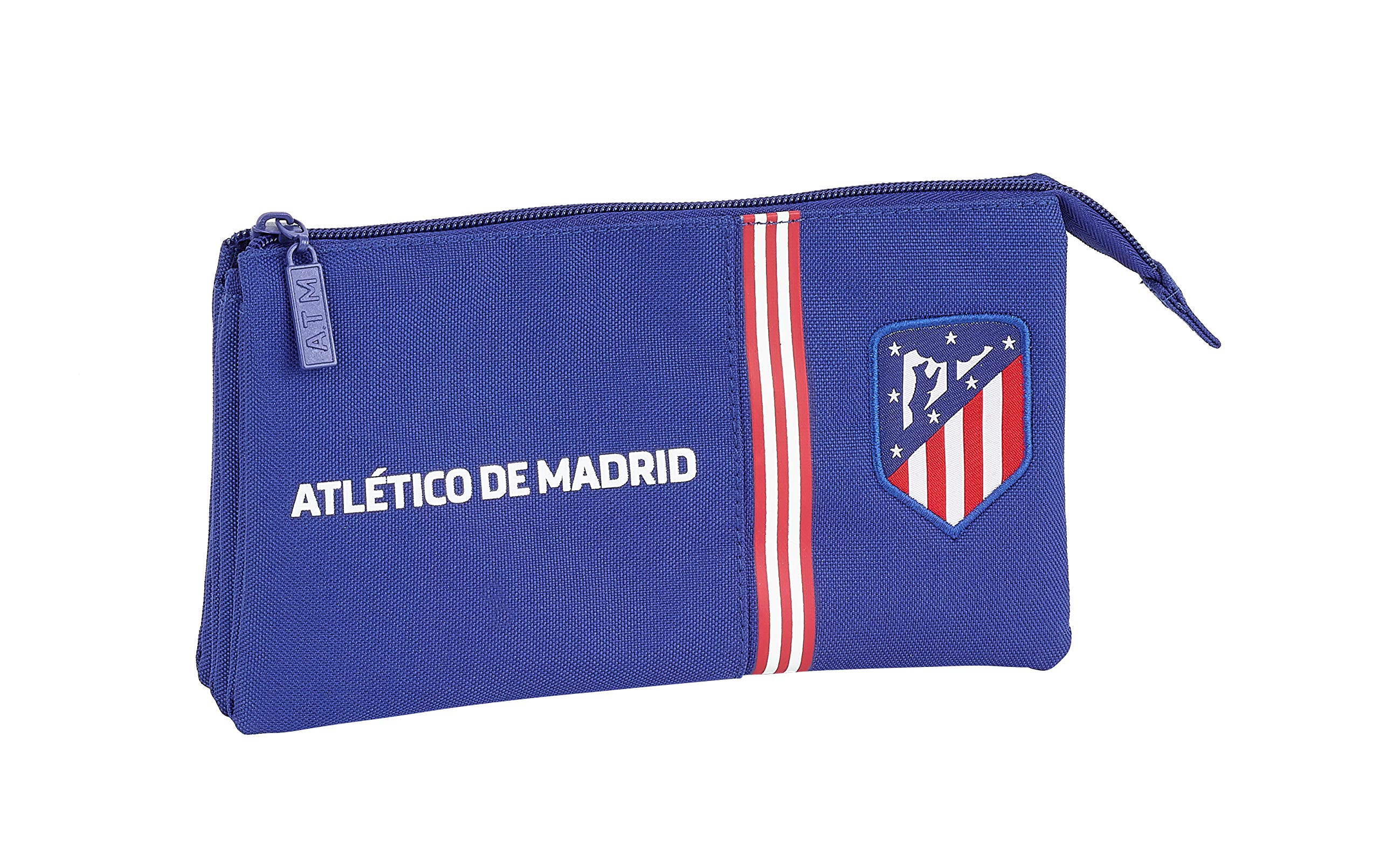 Atlético de Madrid «In Blue» Oficial Estuche Escolar 220x30x100mm