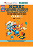 Oswaal NCERT Problems - Solutions (Textbook + Exemplar) Class 11 Physics Book (For 2021 Exam)