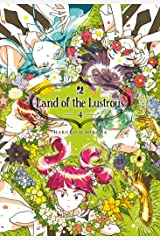 Land of the lustrous: 4 (J-POP) Formato Kindle