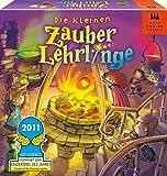 Schmidt Spiele DREI Magier Spiele 40858 Die kleinen Zauberlehrlinge