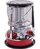 Fujix Chauffage / Poêle à Pétrole avec axtinction automatique