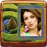 Marcos de fotos de jardín
