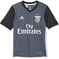 adidas Unisex Kids Benfica Lissabon Auswärtstrikot Replica Benfica Away Jersey
