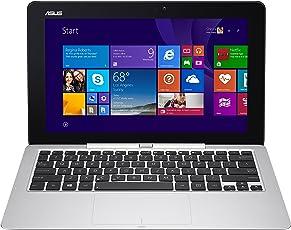 Asus T200TA-CP003H 29,4 cm (11,6 Zoll) Netbook (Intel Core-2 Quad Z3775, 1,4GHz, 2GB RAM, 32GB HDD, Intel HD, Win 8, Touchscreen) blau