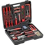 Meister 8973630 - Maletín con herramientas (60 piezas)