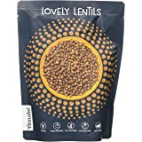 Annabel - Lovely Lentils, lenticchie precotte per insalate e piatti, pasto pronto vegano - 7 x 225 g