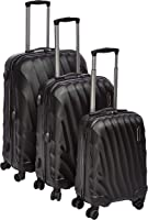 Titan hardshell Spsilentner Luggage with 3 digit number lock set ar 4 pieces