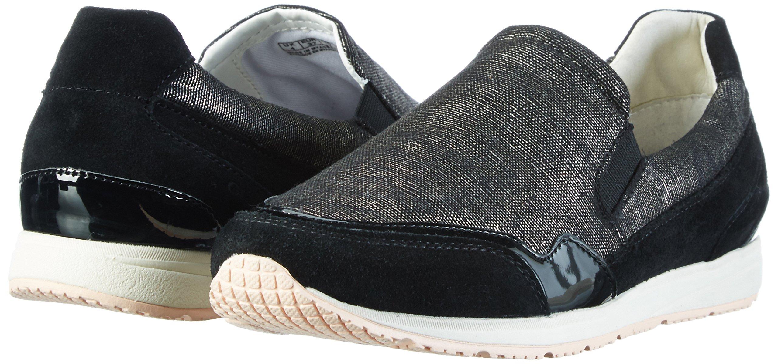 Geox Damen D Wisdom A Sneakers 5