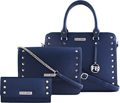 FLYING BERRY Women's Handbag (Set of 3)