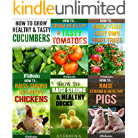 6 books in 1 - Agriculture, Agronomy, Animal Husbandry, Sustainable Agriculture, Tropical Agriculture, Farm Animals…