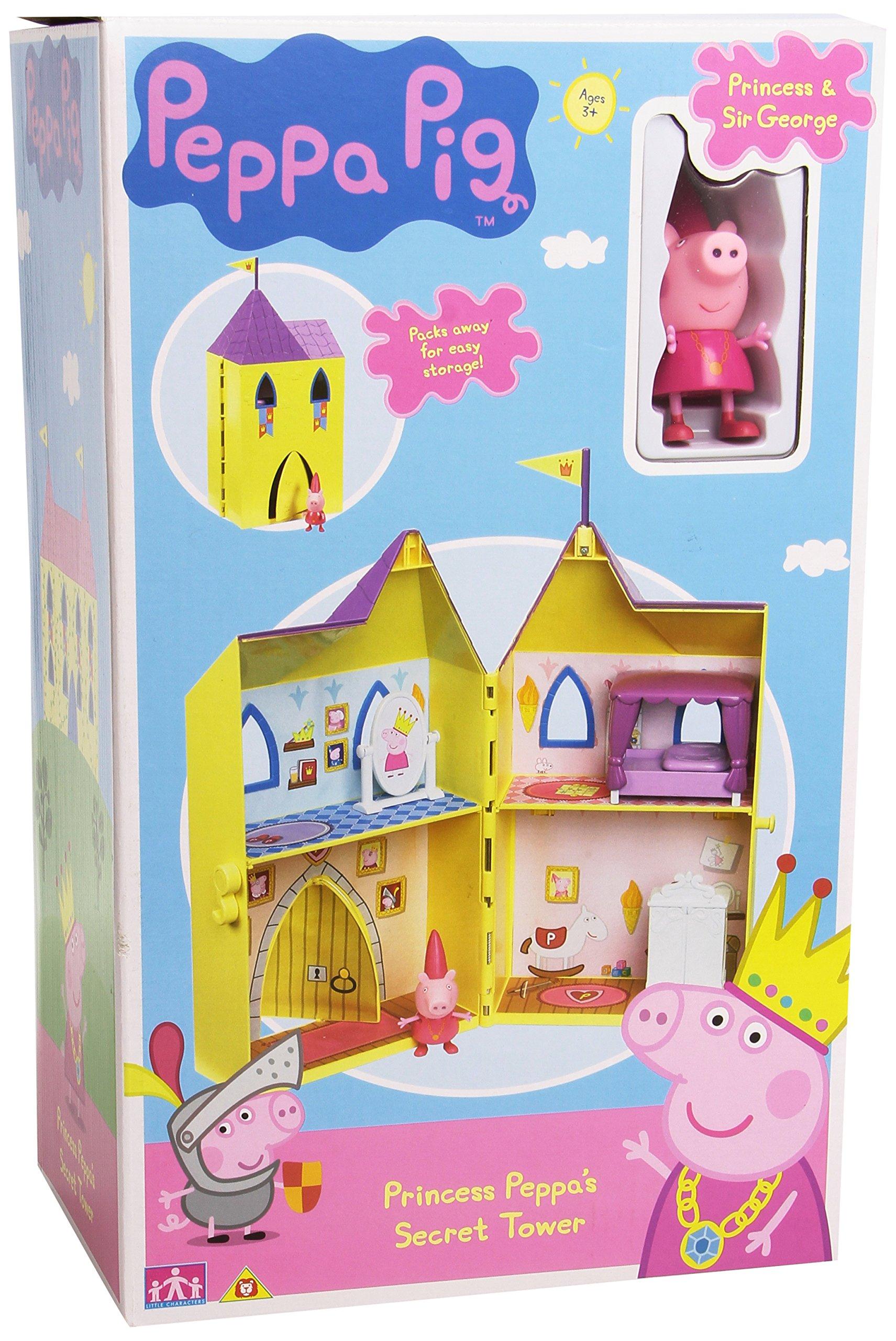 Giochi Preziosi – Peppa Princesa Torre de la Princesa