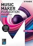 MAGIX Music Maker - Plus Edition 2018 - production, enregistrement et mixage de musique [Téléchargement]