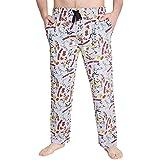 Looney Tunes Space Jam Mens Lounge Pants, Cotton Pyjama Bottoms S-3XL, Gift Idea
