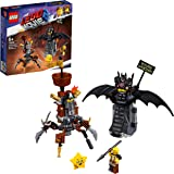 THE LEGO MOVIE 2 70836 Einsatzbereiter Batman™ und EisenBart