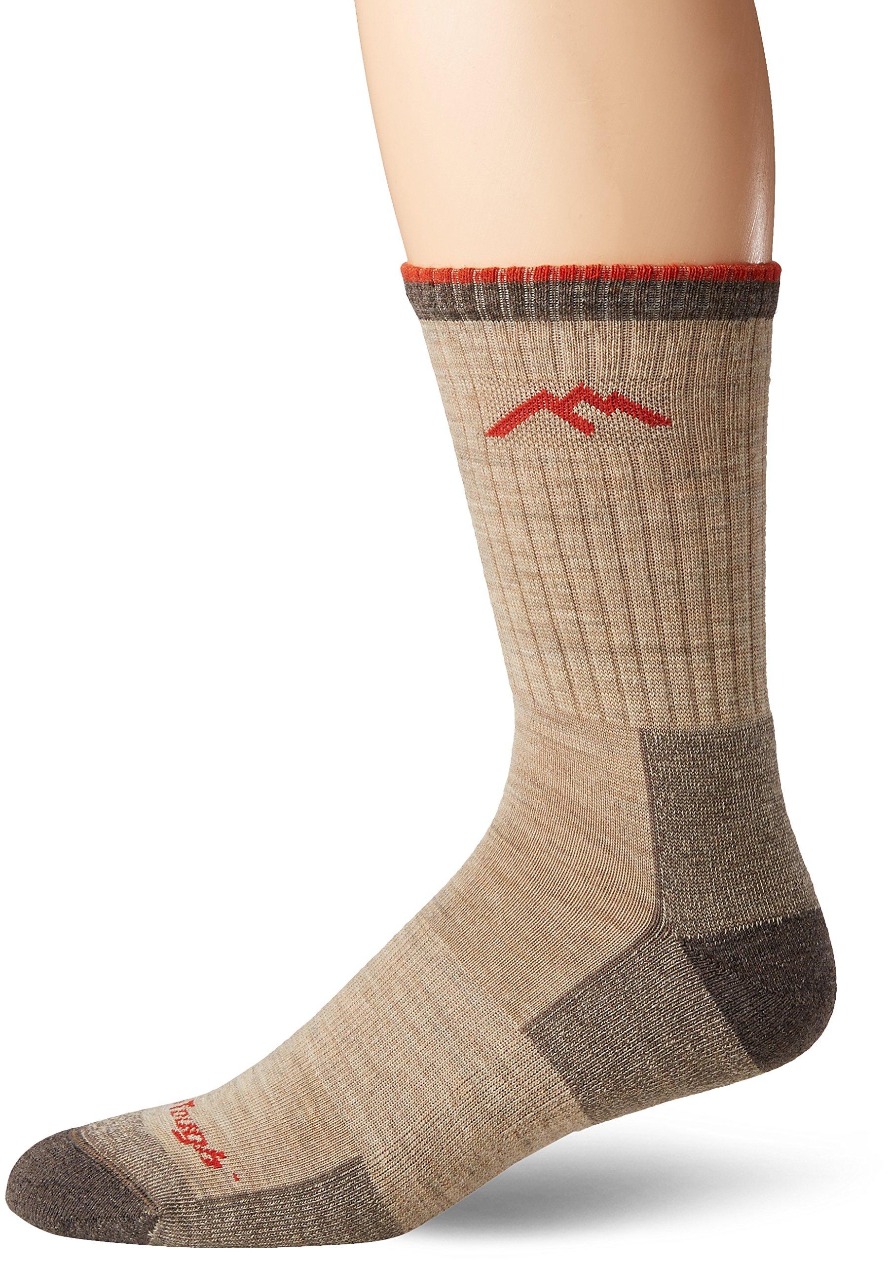 Darn Tough Hiker Micro Crew Cushion Socks – Men's