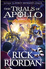 The Burning Maze (The Trials of Apollo Book 3) Paperback
