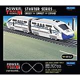 Turbos 8-Shaped Power Train Starter Series Set (Multicolour)