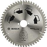 Bosch 2609256892 cirkelzaagblad speciaal voor verschillende materialen (Ø 190 mm, 54 tanden)
