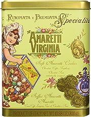 Sortiertes weiche Amaretti Dose 300 gr Virginia