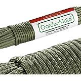 GardenMate Paracord 550 Professioneel nylon outdoortouw VERSCHILLENDE KLEUREN 31 m lang 4 mm dik - touw met mantel en 7 kernd