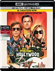 Once Upon a Time… in Hollywood (4K UHD & HD) (2-Disc)