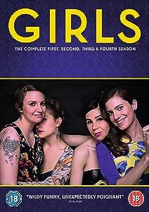 Girls - Season 1-4 [DVD] [2016]
