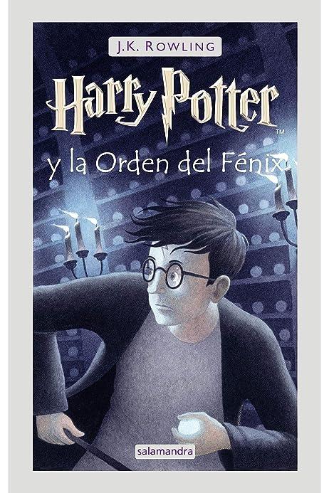 Harry Potter y La Orden Del Fenix: Amazon.es: Rowling, J.K.: Libros