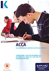 ACCA F4 Corporate and Business Law (Global) - Complete Text (Acca Complete Texts)