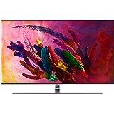 Samsung GQ55Q7FN 138 cm (55 Zoll) 4K QLED Fernseher (Q HDR 1500, Twin Tuner, Ultra Black, Smart TV)