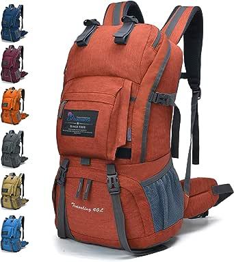 MOUNTAINTOP 40L Rucksack Wanderrucksack Trekkingrucksack Daypack für Radfahren Reisen Klettern Outdoor Sport